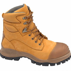 Blundstone 998 Lace with Scuff Safety Boots Wheat