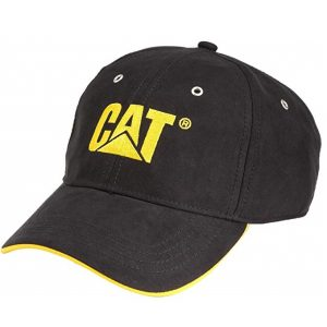 PW01434 CAT Trademark Microsuede Hat