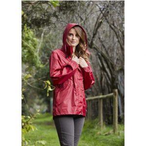 8558-7 Rainbird Womens STOWaway Rain Jacket