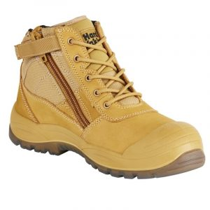 Hard Yakka Y60120 Utility Zip Safety Boot