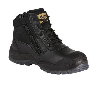 Hard Yakka Y60125 Utility Zip Safety Boot