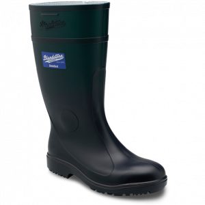Blundstone 005 Non Safety Gumboots Green