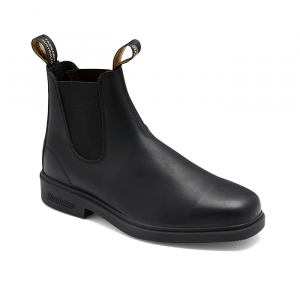 Blundstone 063 Black Dress Slip On Boots