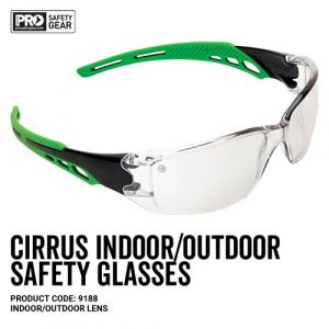 Prochoice® Cirrus Safety Glasses