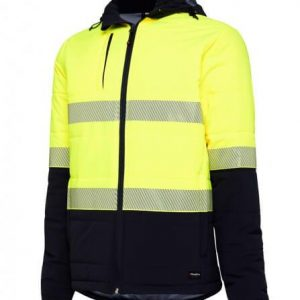 King Gee K55015 Reflective Puffer Jacket