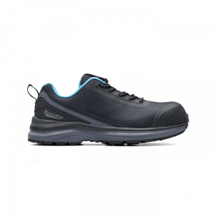 BLUNDSTONE 884 WOMEN'S SAFETY SERIES SAFETY JOGGERS - BLACK & BLUE