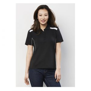Biz Collection P244LS Ladies United Polo
