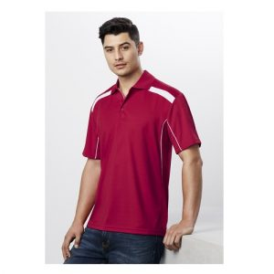 Biz Collection P244MS Mens United Polo