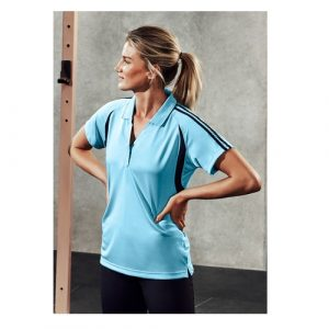 Biz Collection P3025 Ladies Flash Polo