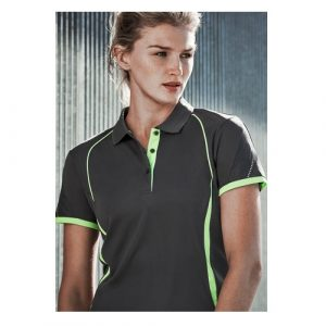 Biz Collection P405LS Ladies Razor Polo