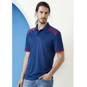 Biz Collection P900MS Mens Galaxy Polo