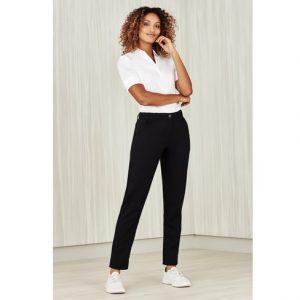 Bizcare CL953LL Women's Slim Leg Pant