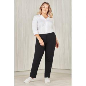 Bizcare CL955LL Women's Straight Leg Pant