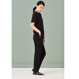 Bizcare CSP943LL Womens Multi-Pocket Slim Leg Pant