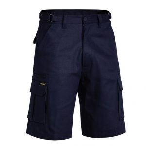 Bisley BSHC1007 Original 8 Pocket Mens Cargo Shorts