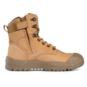 Mongrel 561050 Wheat High Ankle ZipSider Safety Boot