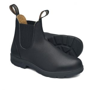Blundstone 610 Slip On Non Safety Boots Black