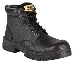 Hard Yakka Y60086 Gravel Black Safety Boot