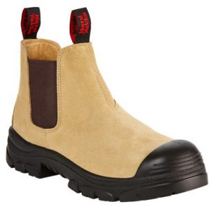 Hard Yakka Y60087 Grit Suede Safety Boot