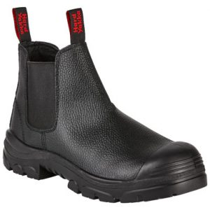 Hard Yakka Y60088 Grit Black Safety Boot