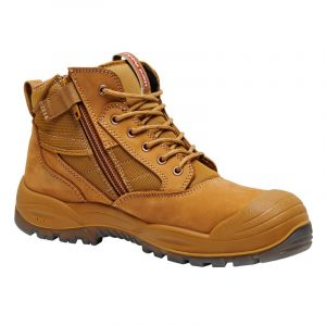 Hard Yakka Y60230 Nite Vision Safety Boot Wheat