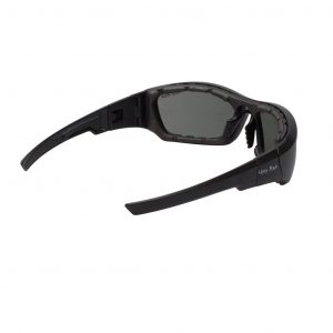 Bullet RSP303 Matt Black Frame Smoke Polarised Lens