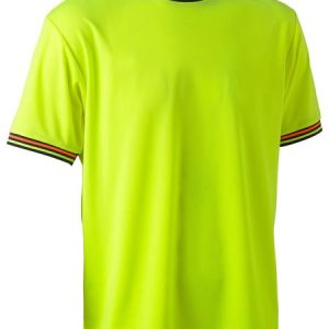 Bisley BK1220 Hi Vis Polyester Mesh Short Sleeve T-Shirt