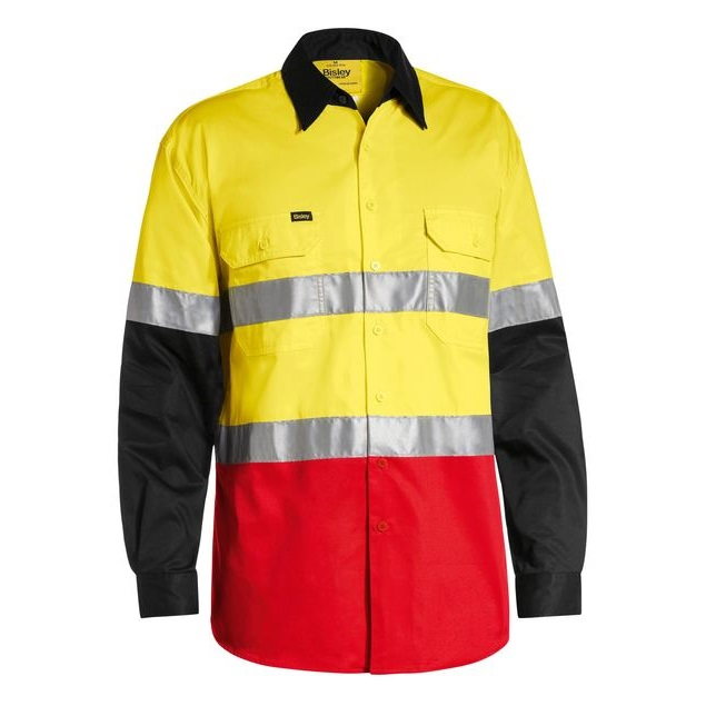 BS6697T Yellow Black Red
