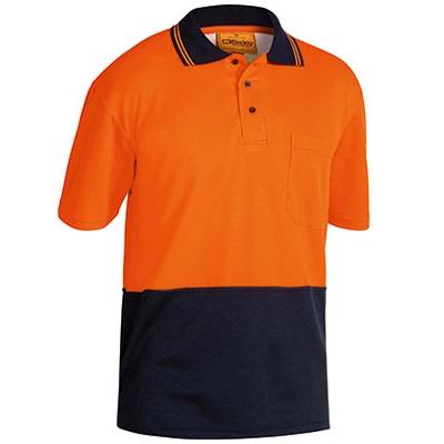 Bisley BK1234_Orange-Navy