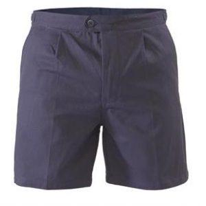 Bisley BSH1256 Men's Side Tab Short
