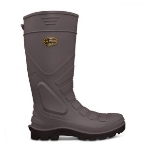 Oliver 22-205 Safety Grey Metatarsal Safety Gumboot