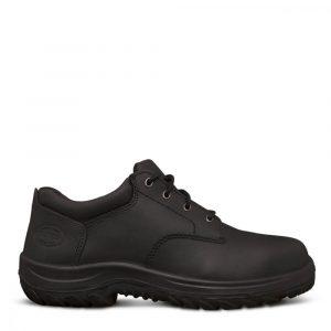 Oliver 34-652 Safety Black Lace Up Derby Shoe