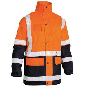 Bisley BK6975 5 in 1 Rain Jacket