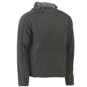 Bisley BK6983 Flex & Move™ Marle Fleece Hoodie Jumper