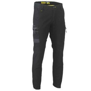 Bisley BPC6334 FLEX AND MOVE™ STRETCH CARGO CUFFED PANTS