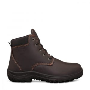 Oliver 26-636 Claret Lace Up Boot