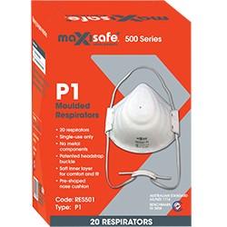 Maxisafe RES501P1 Respirator