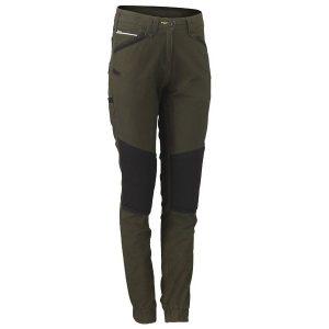 Bisley BPL6022 Women's Flex & Move Stretch Cotton Shield Pants