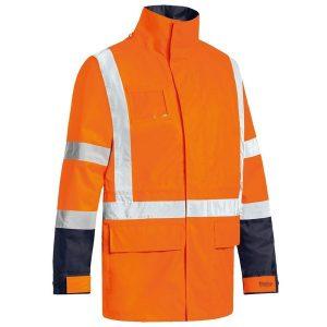 Bisley BJ6377HT TTMC-W 5 in 1 Wet Weather Jacket