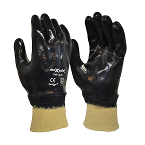 Maxisafe GNB126 Blue Knight Fully Coated Nitrile Glove