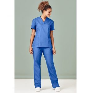 Bizcare H10622 LADIES CLASSIC SCRUBS TOP