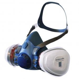 Maxiguard R7500P Silicone Half Face Respirator