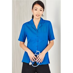 Bizcare S265LS LADIES PLAIN OASIS OVERBLOUSE