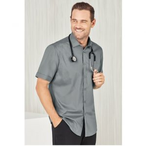 Bizcare S770MS MENS MONACO SHORT SLEEVE SHIRT