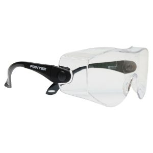 Pointer Safety Glasses 150SCCA Clear Anti-fog Lens