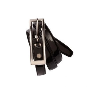 Biz Collection BB10920 LADIES SEMI-PATENT BELT
