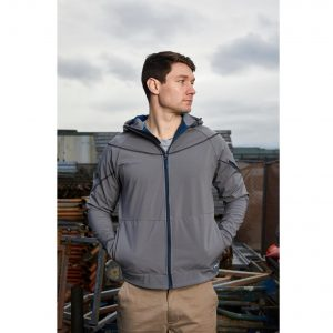 Rainbird 8590 Corvus Hooded Softshell