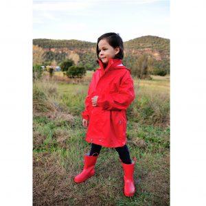 Rainbird K8004-7 STOWaway Kids Jacket