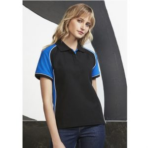 Biz Collection P10122 LADIES NITRO POLO