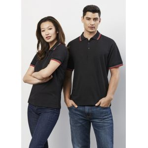 Biz Collection P227LS LADIES CAMBRIDGE POLO